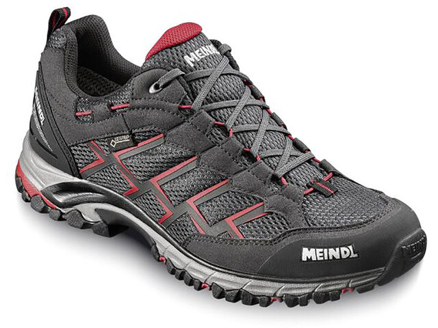 Meindl M's Caribe GTX Shoes black/red